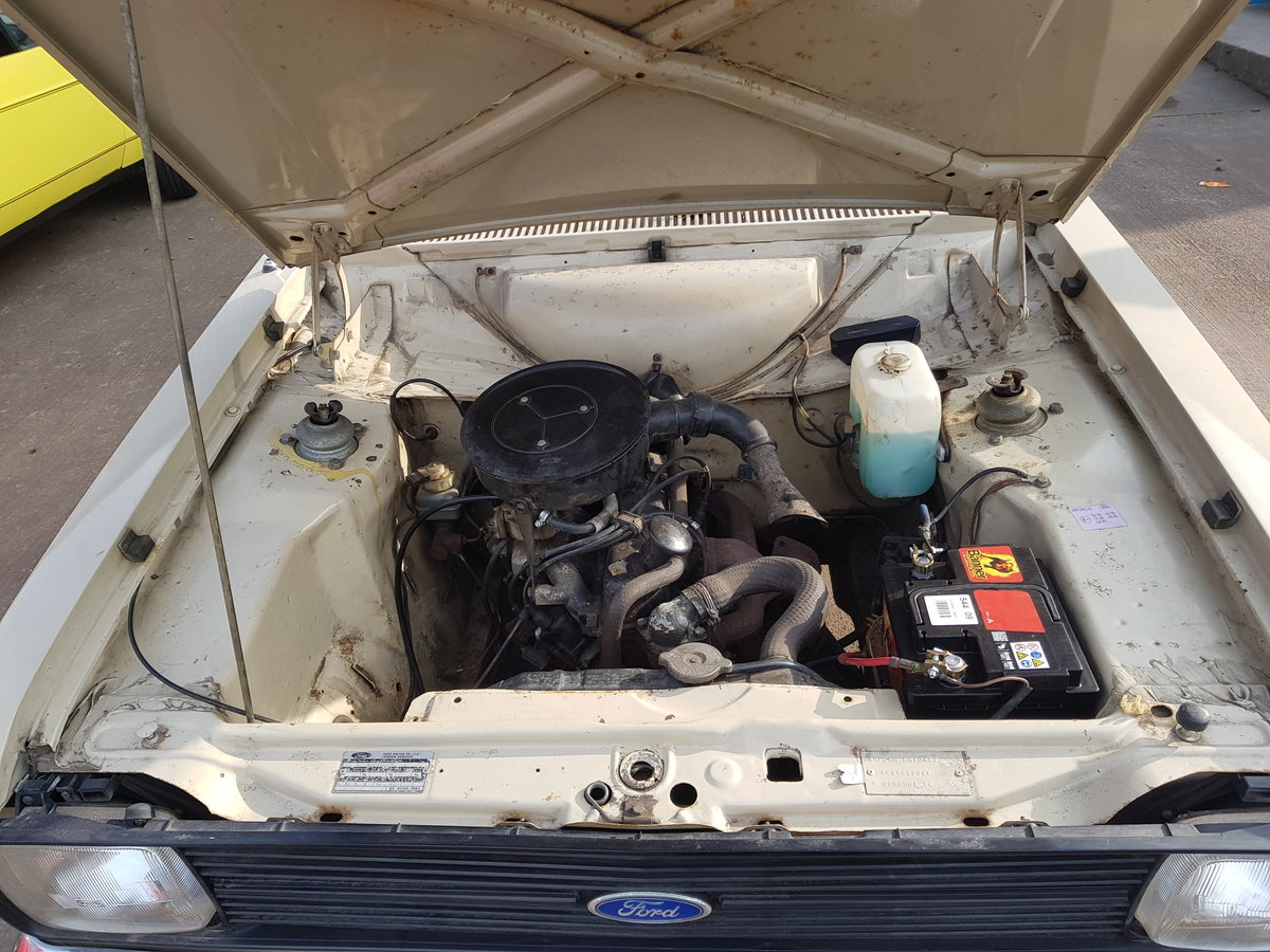 1979 Ford Escort Mk2. 1 Owner - 9400 Miles From New For Sale (picture 6 of 6)