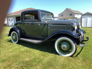1932 Ford 3-Window Coupe (Huntington Station, NY) $88,000 For Sale