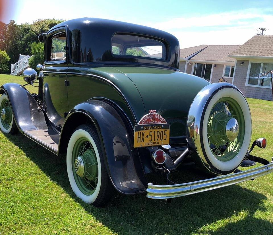 1932 Ford 3-Window Coupe (Huntington Station, NY) $88,000