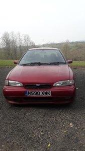 1995 ford mondeo ghia 4 x 4