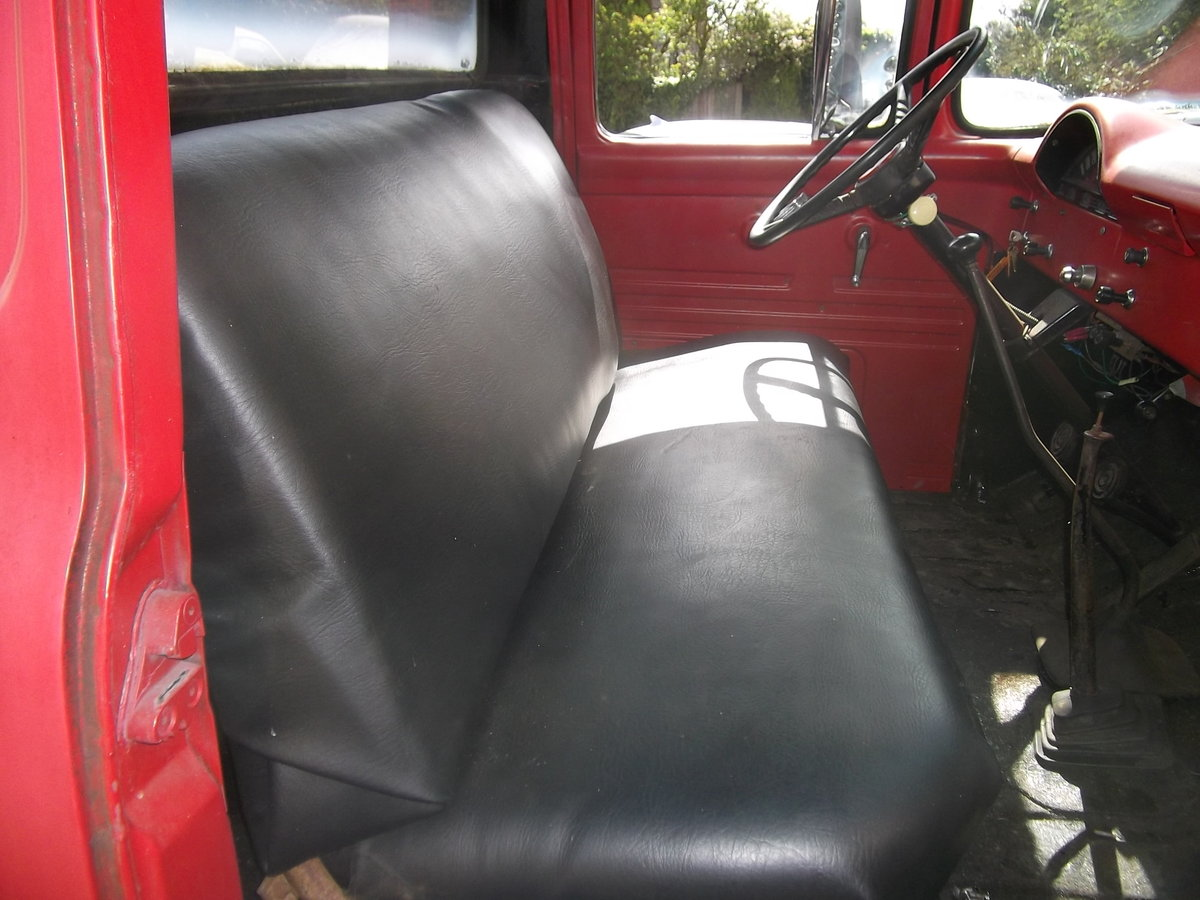 1956 Ford F250 Pick Up Truck, 390 V8, F100 Bigger Brother SOLD (picture 4 of 6)