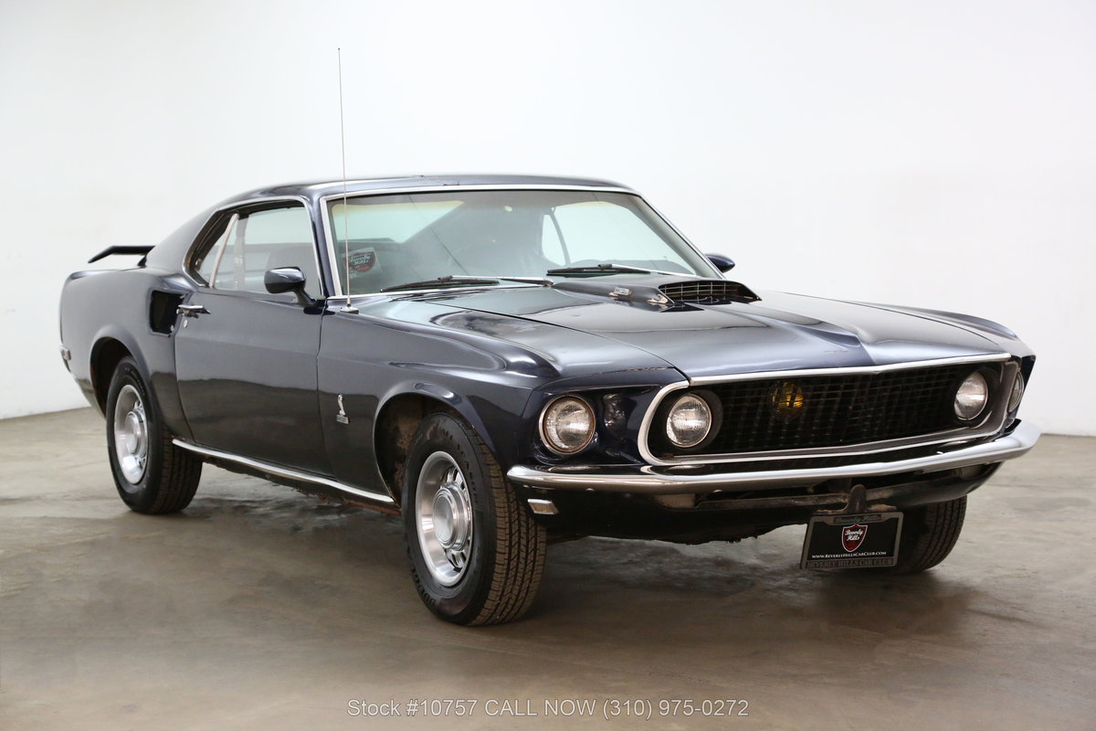 1969 ford mustang mach 1 for sale picture 1 of 6