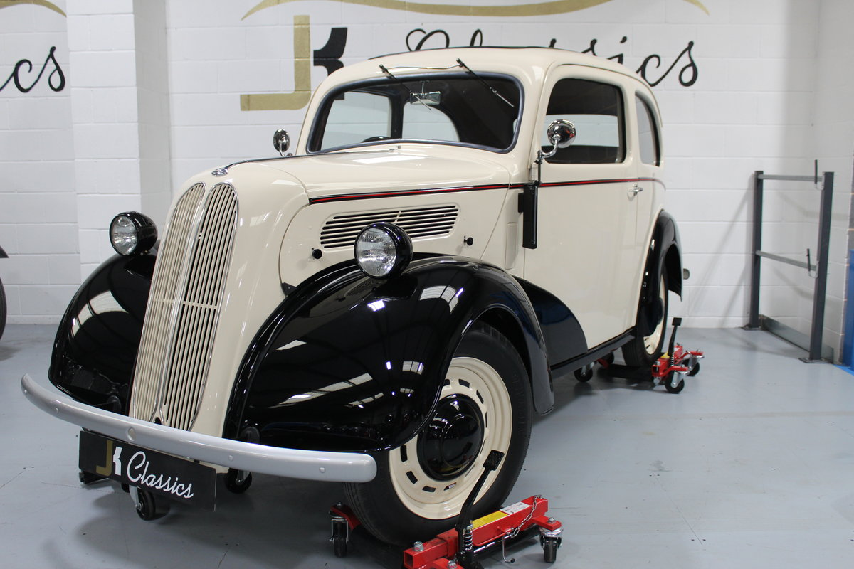 1956 Ford Popular 103e Fully Restored For Sale (picture 1 of 6)