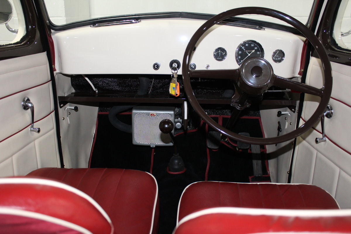 1956 Ford Popular 103e Fully Restored For Sale (picture 4 of 6)