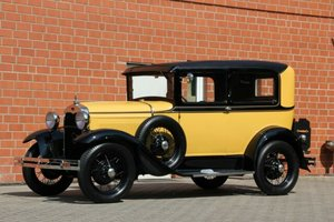 Ford Model A Tudor SOLD