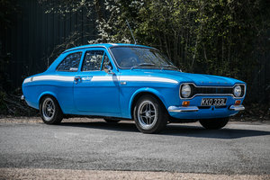 1973 Ford Escort 1600 Mexico