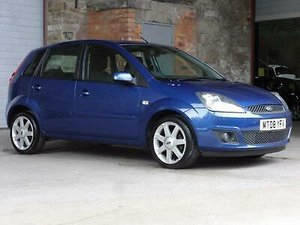 Picture of 2008 Ford Fiesta 1.4 Zetec Blue 5DR SOLD