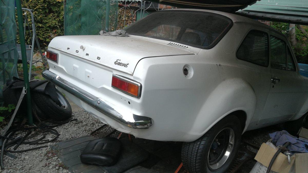 1972 MK1 Escort 2 door SOLD (picture 2 of 6)