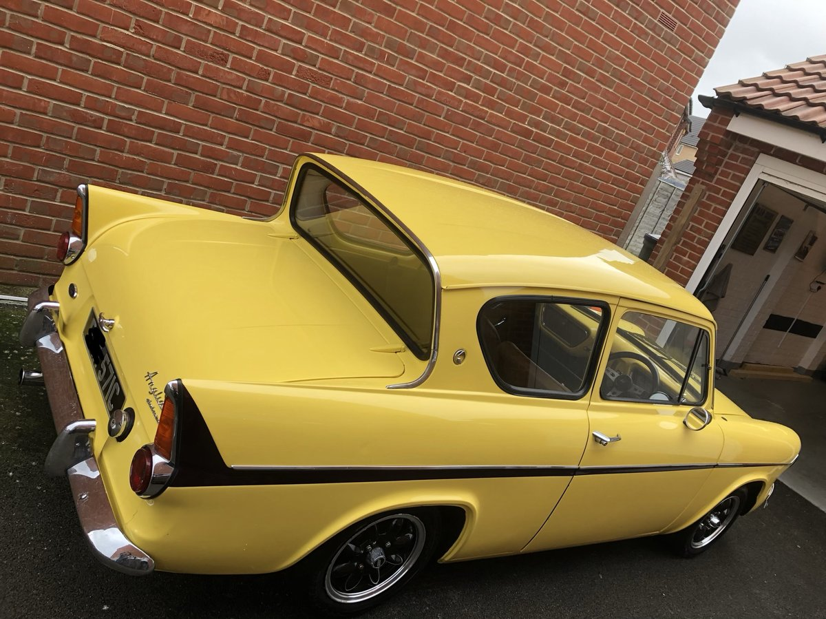 1965 Ford Anglia 105E Harris HPE X-FLOW **Deposit Taken SOLD (picture 1 of 6)