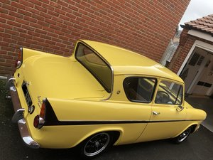 1965 Ford Anglia 105E Harris HPE X-FLOW For Sale
