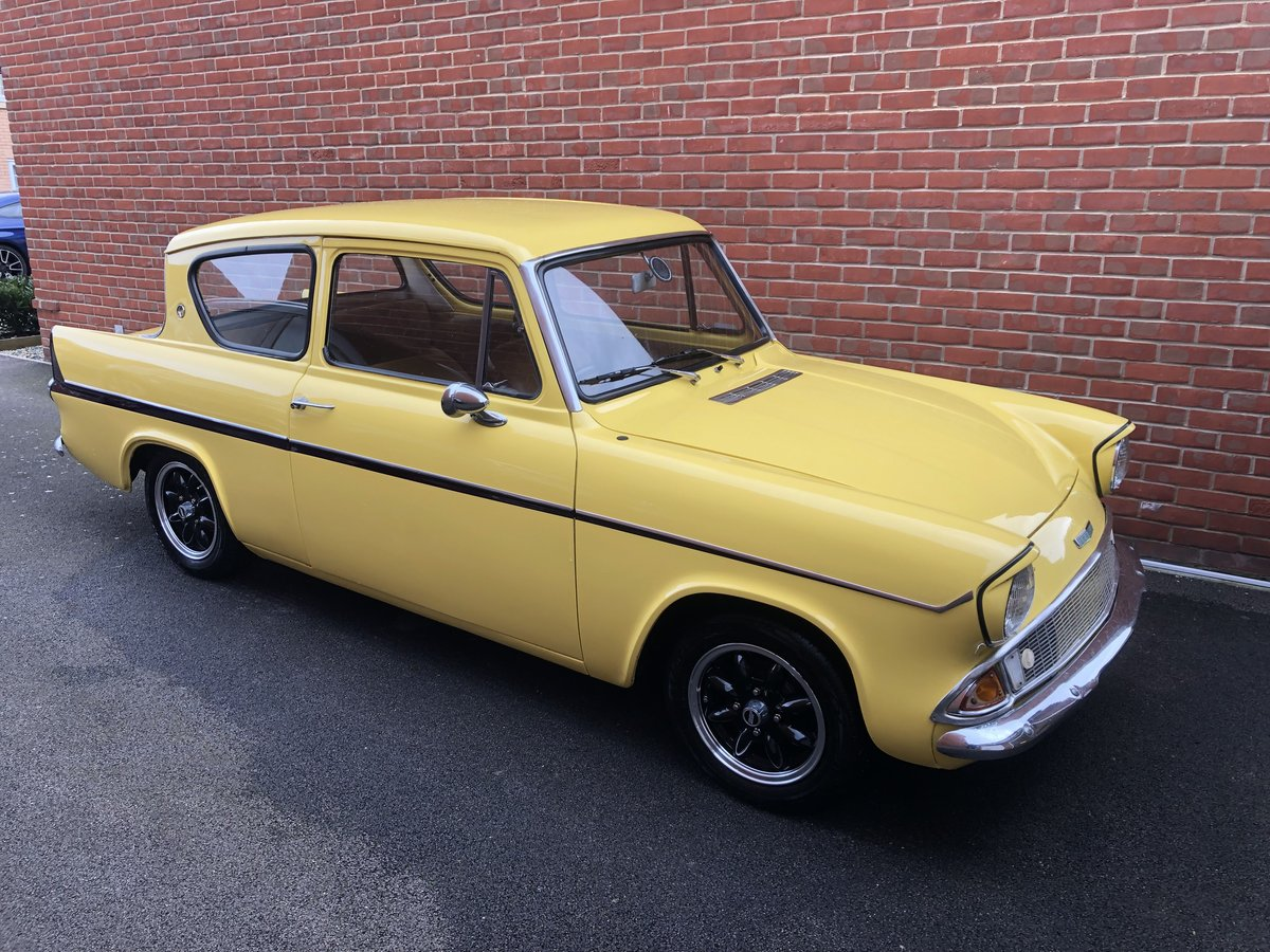 1965 Ford Anglia 105E Harris HPE X-FLOW **Deposit Taken SOLD (picture 2 of 6)