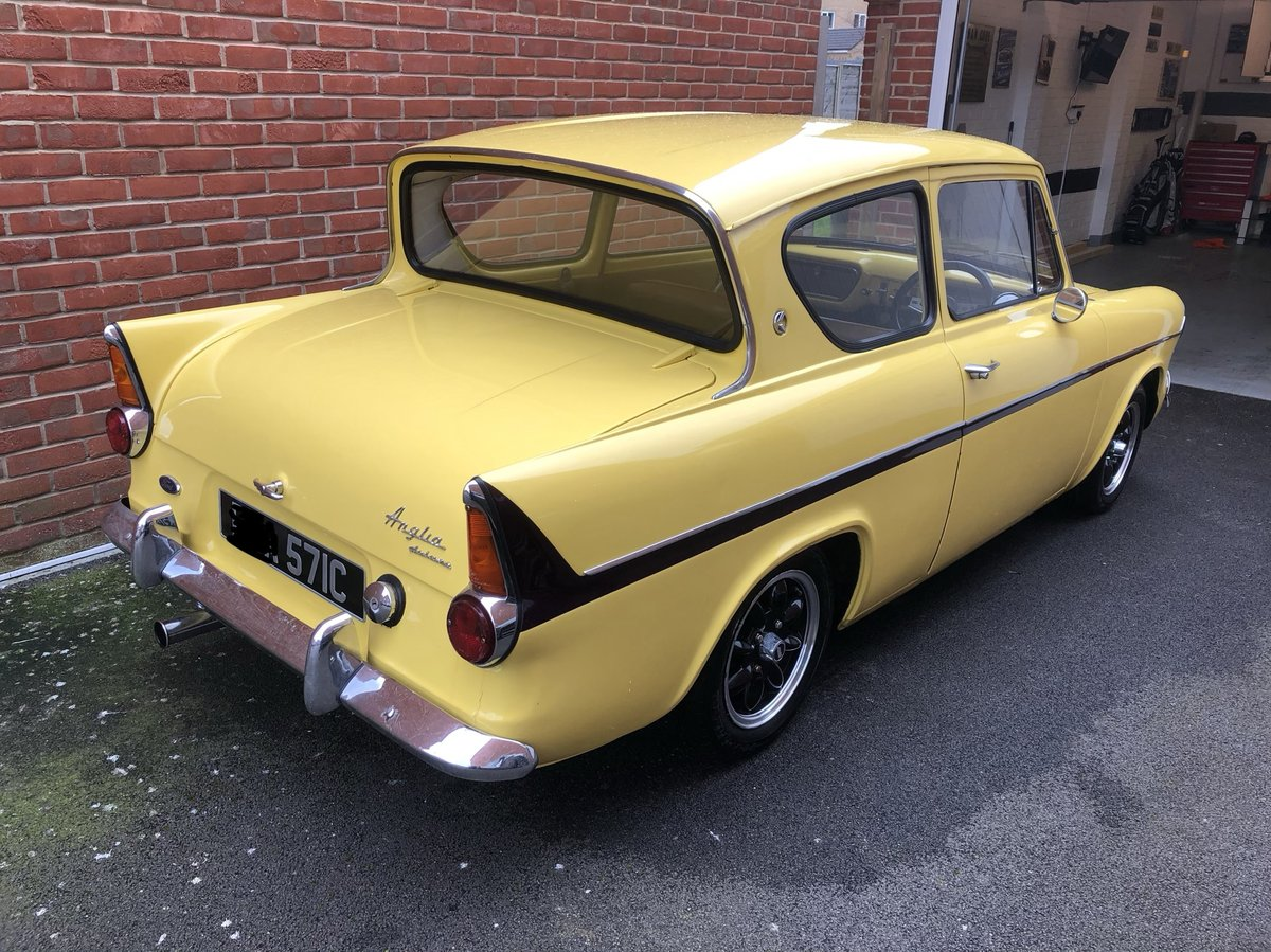 1965 Ford Anglia 105E Harris HPE X-FLOW **Deposit Taken SOLD (picture 3 of 6)