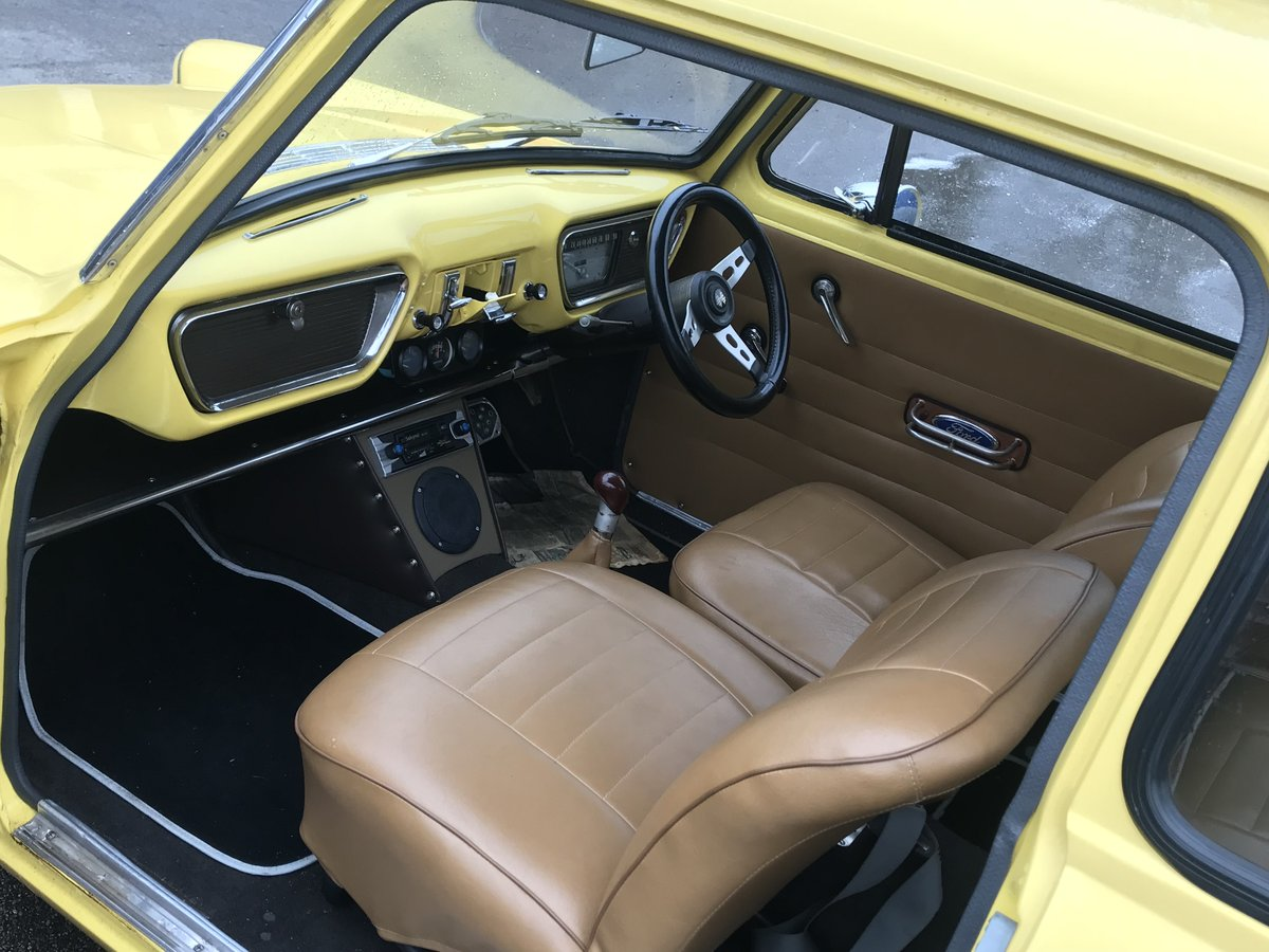 1965 Ford Anglia 105E Harris HPE X-FLOW **Deposit Taken SOLD (picture 6 of 6)