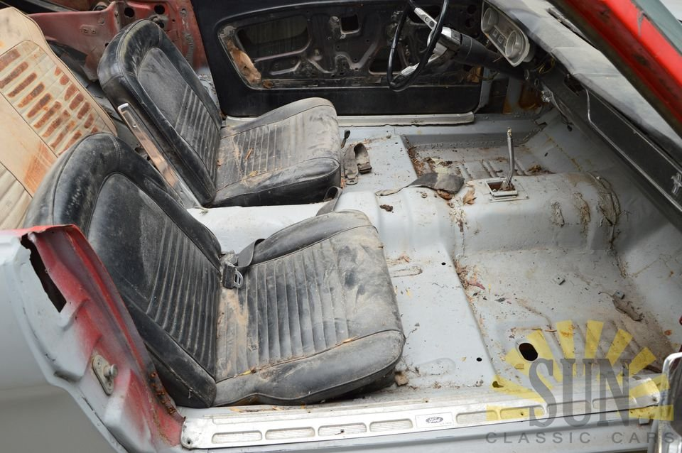 Ford Mustang 1965 to be restored For Sale (picture 6 of 6)