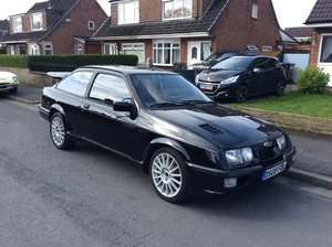 1986 FORD SIERRA RS COSWORTH 3 DOOR REP D REG px For Sale