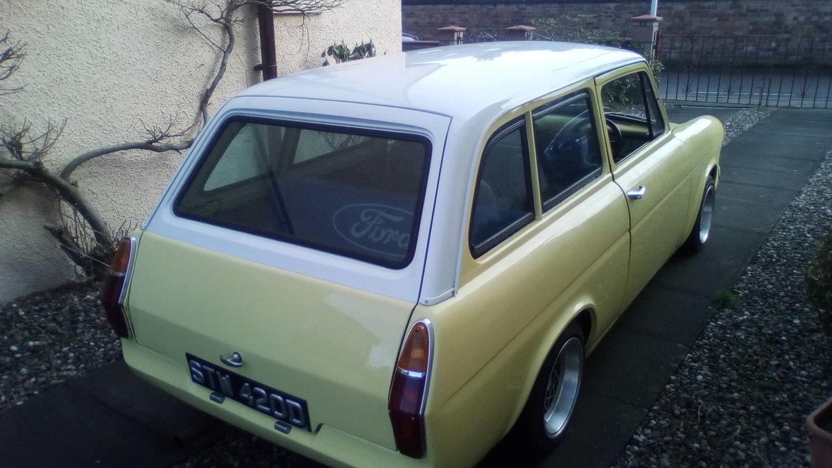 1966 Ford anglia estate For Sale (picture 2 of 6)