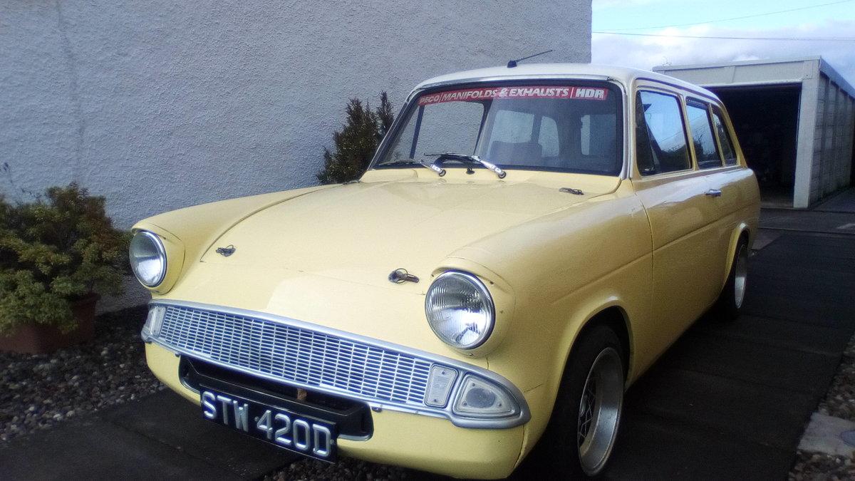 1966 Ford anglia estate For Sale (picture 4 of 6)
