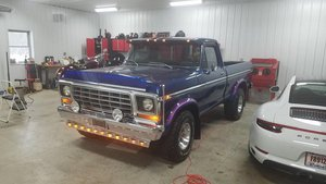 1978 Ford F-150 Regular Cab Short Bed