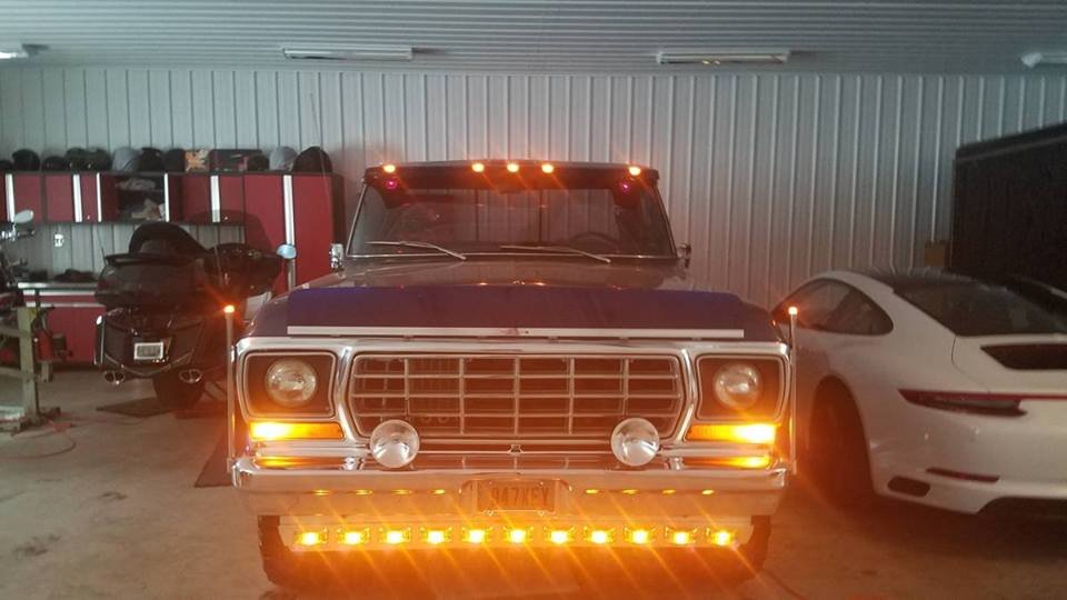 1978 Ford F-150 Regular Cab Short Bed For Sale (picture 2 of 6)