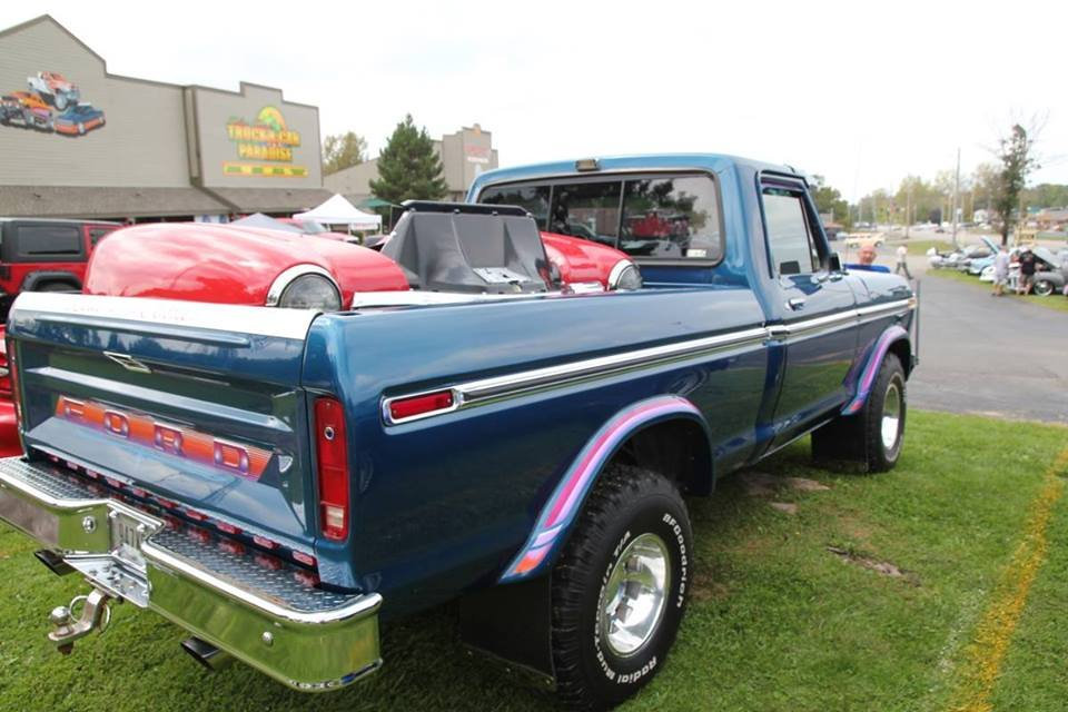 1978 Ford F-150 Regular Cab Short Bed For Sale (picture 3 of 6)
