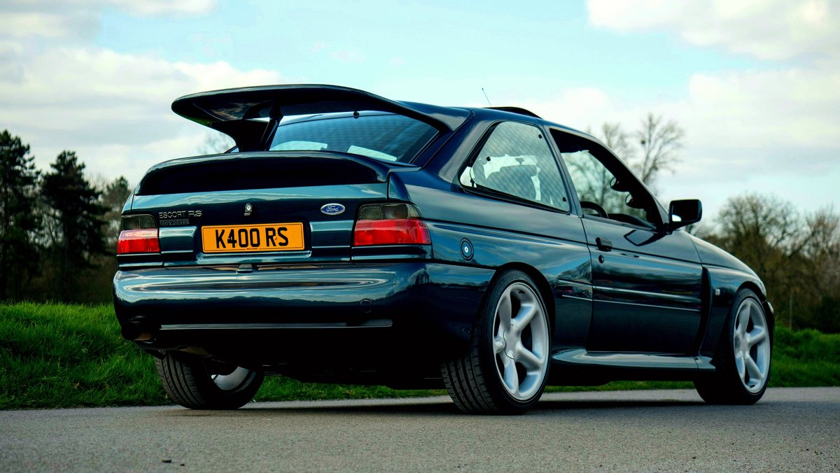 1993 ** Escort RS Cosworth M.A.Developments Built ** For Sale (picture 1 of 6)