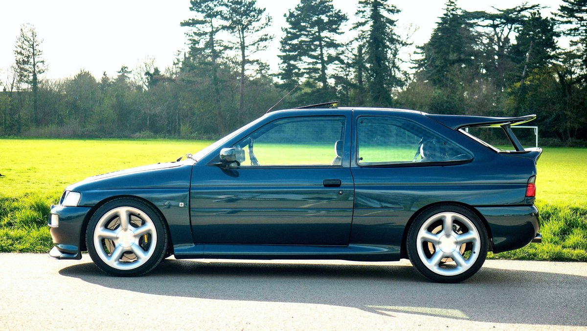 1993 ** Escort RS Cosworth M.A.Developments Built ** For Sale (picture 2 of 6)
