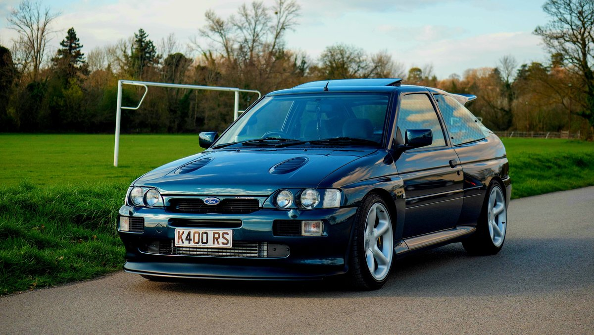 1993 ** Escort RS Cosworth M.A.Developments Built ** For Sale (picture 3 of 6)