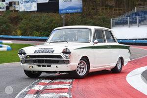1965 Ford Lotus Cortina MKI - FIA Specification SOLD