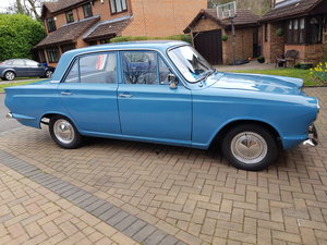1964 MK1 Cortina 1500 Deluxe For Sale