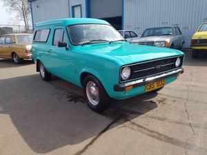 1977 Ford Escort Mk2 Van For Sale