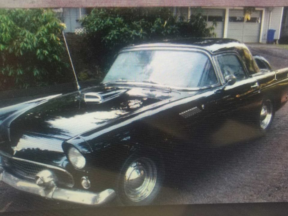 1956 Ford Thunderbird (Colton, OR) $39,900 obo For Sale (picture 1 of 3)