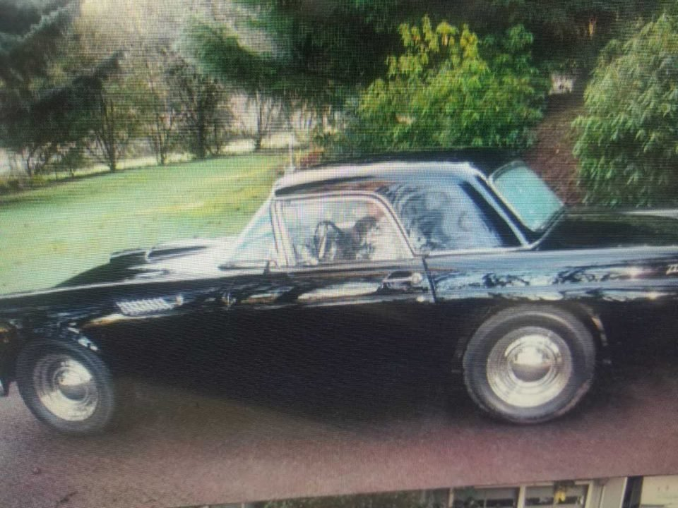 1956 Ford Thunderbird (Colton, OR) $39,900 obo For Sale (picture 2 of 3)