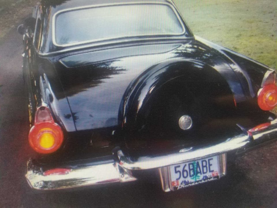 1956 Ford Thunderbird (Colton, OR) $39,900 obo For Sale (picture 3 of 3)