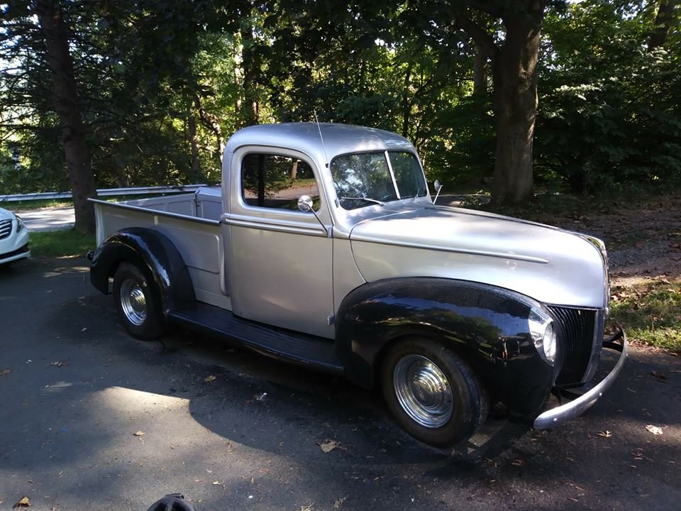 1940 Ford Pickup (Easton, Pa) $59,900 obo For Sale (picture 1 of 6)