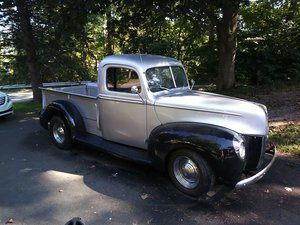 1940 Ford Pickup (Easton, Pa) $59,900 obo For Sale