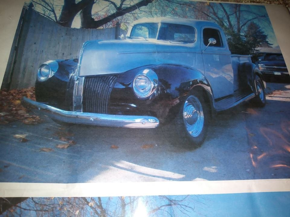 1940 Ford Pickup (Easton, Pa) $59,900 obo For Sale (picture 5 of 6)