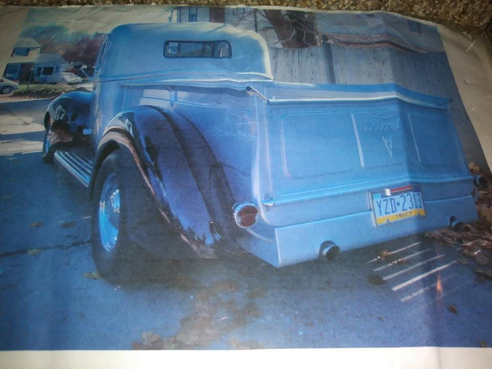 1940 Ford Pickup (Easton, Pa) $59,900 obo For Sale (picture 6 of 6)