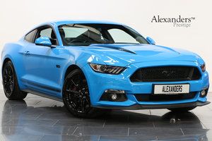 2018 FORD MUSTANG GT 5.0 V8 FASTBACK SHADOW EDITION AUTO