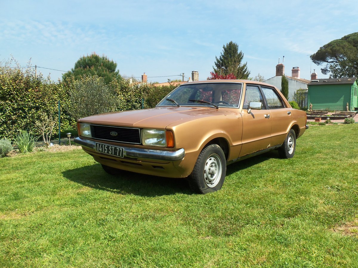 1976 Ford Cortina mk4 For Sale (picture 1 of 6)