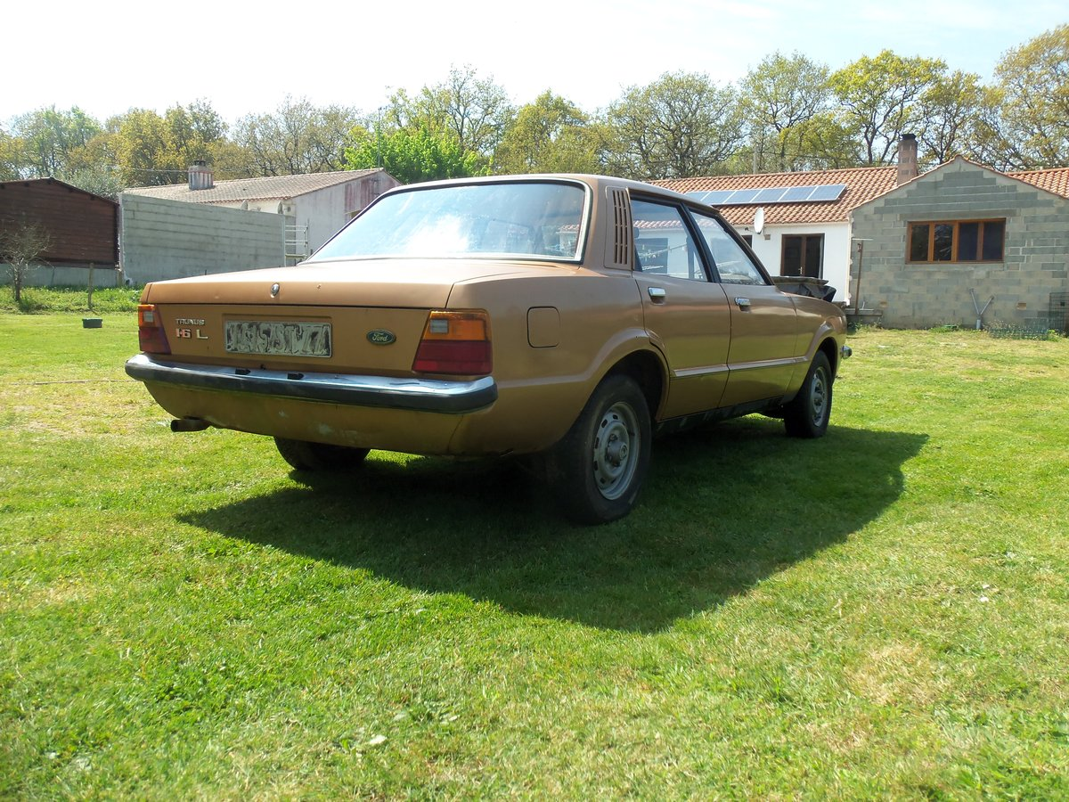 1976 Ford Cortina mk4 For Sale (picture 2 of 6)
