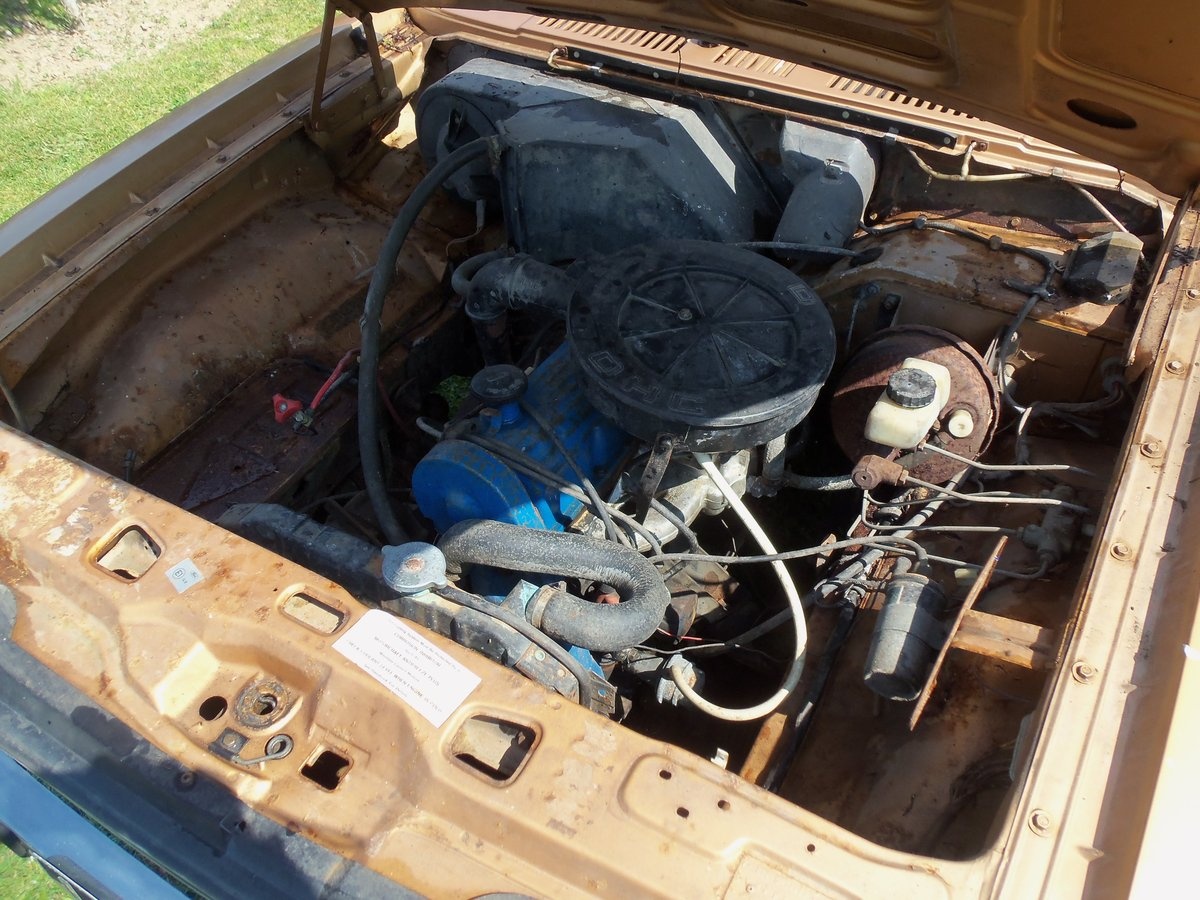 1976 Ford Cortina mk4 For Sale (picture 5 of 6)