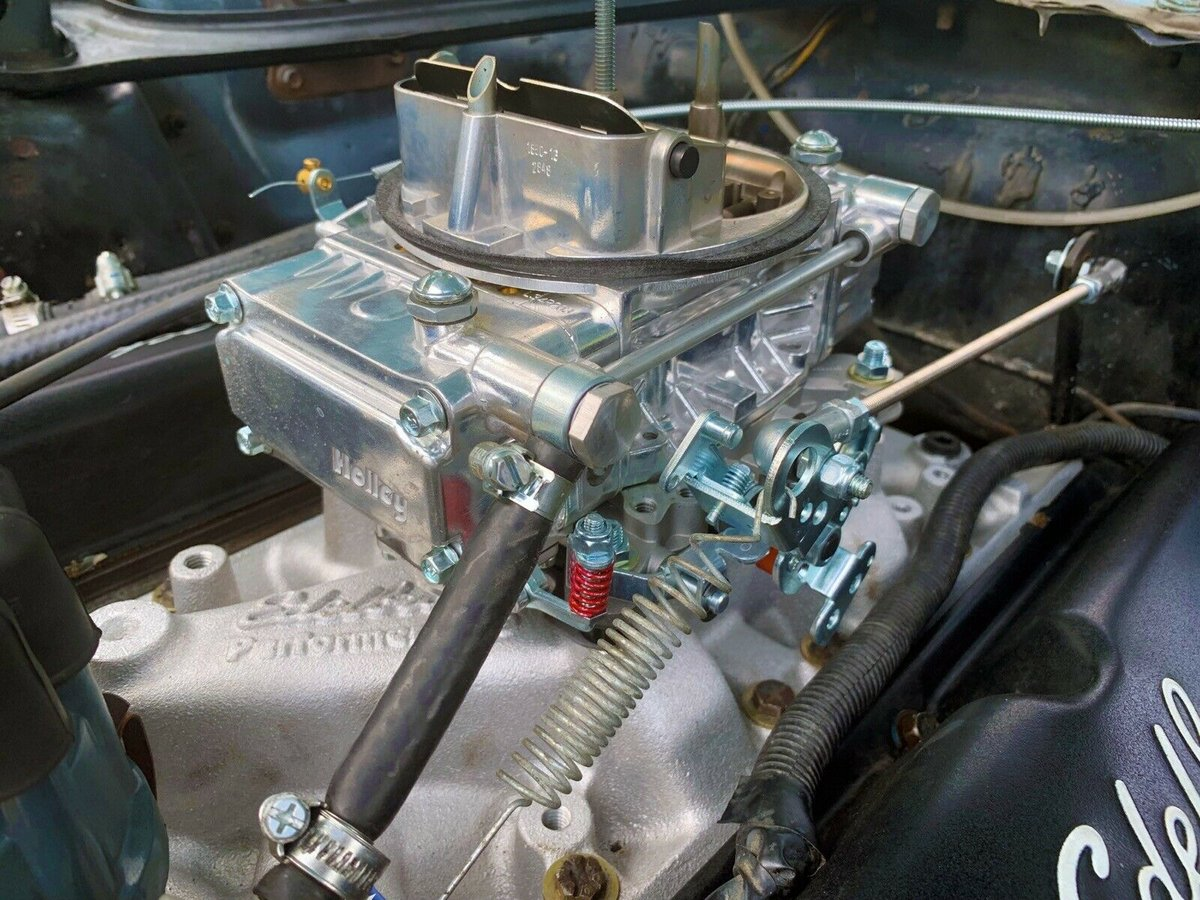 Ford Mustang 5.0L V8, 1968 302 - Gulf Racing, Show For Sale (picture 6 of 6)