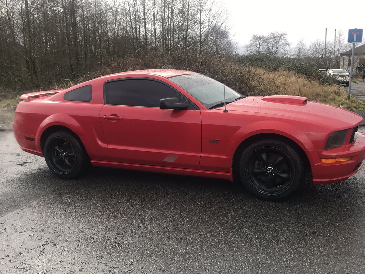 2005 Freshly imported mustang gt For Sale (picture 3 of 6)