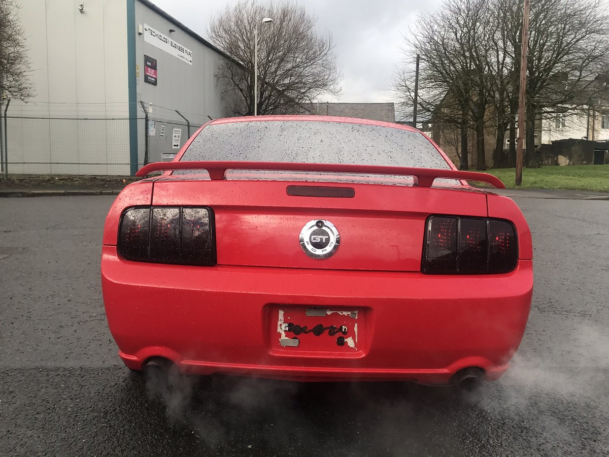 2005 Freshly imported mustang gt For Sale (picture 4 of 6)
