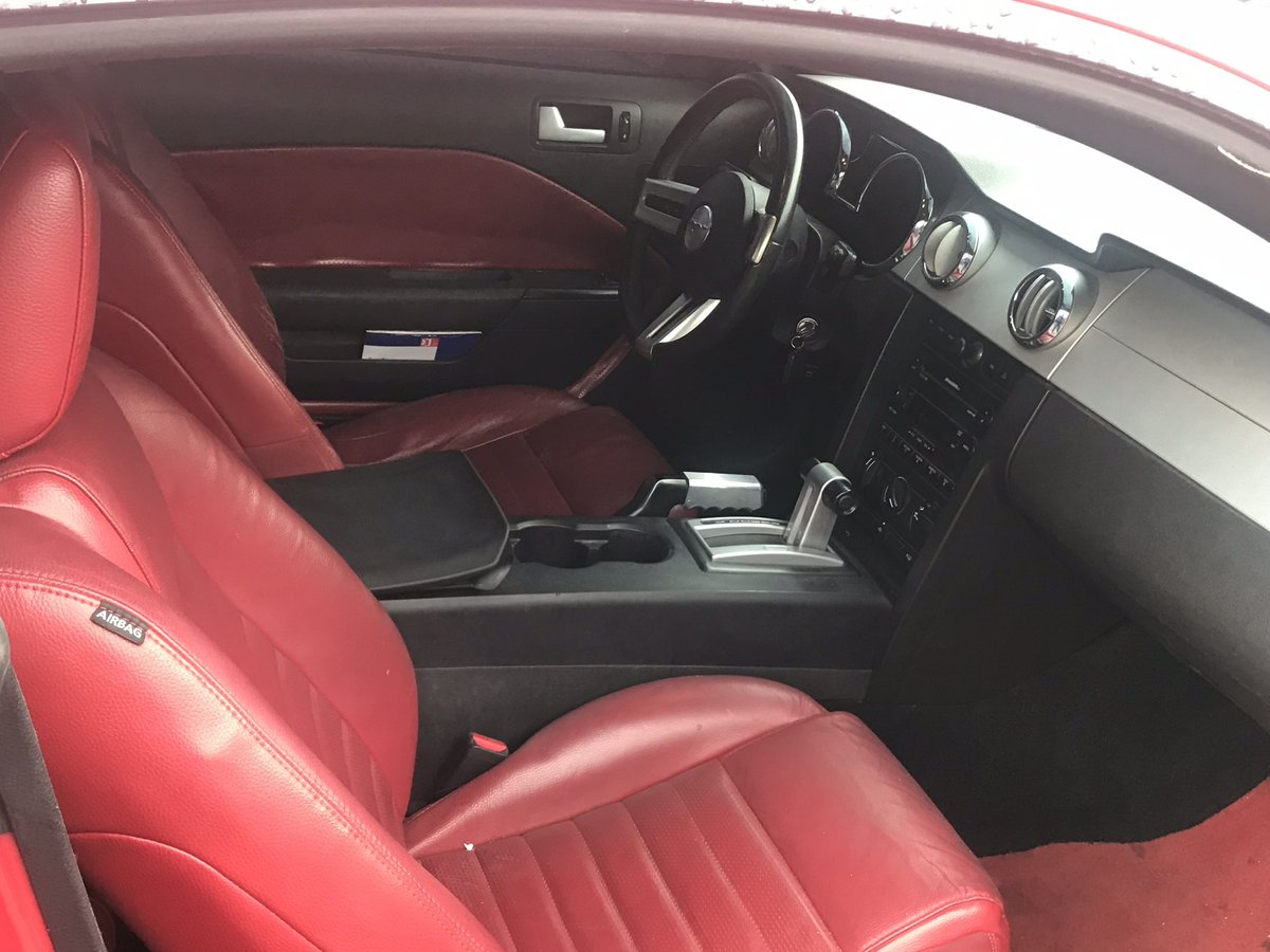 2005 Freshly imported mustang gt For Sale (picture 5 of 6)