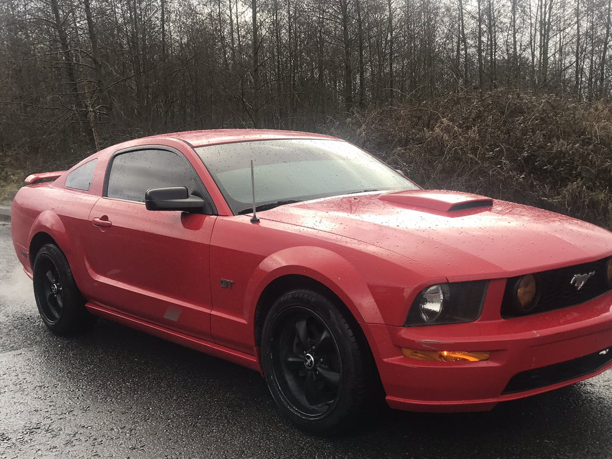 2005 Freshly imported mustang gt For Sale (picture 6 of 6)