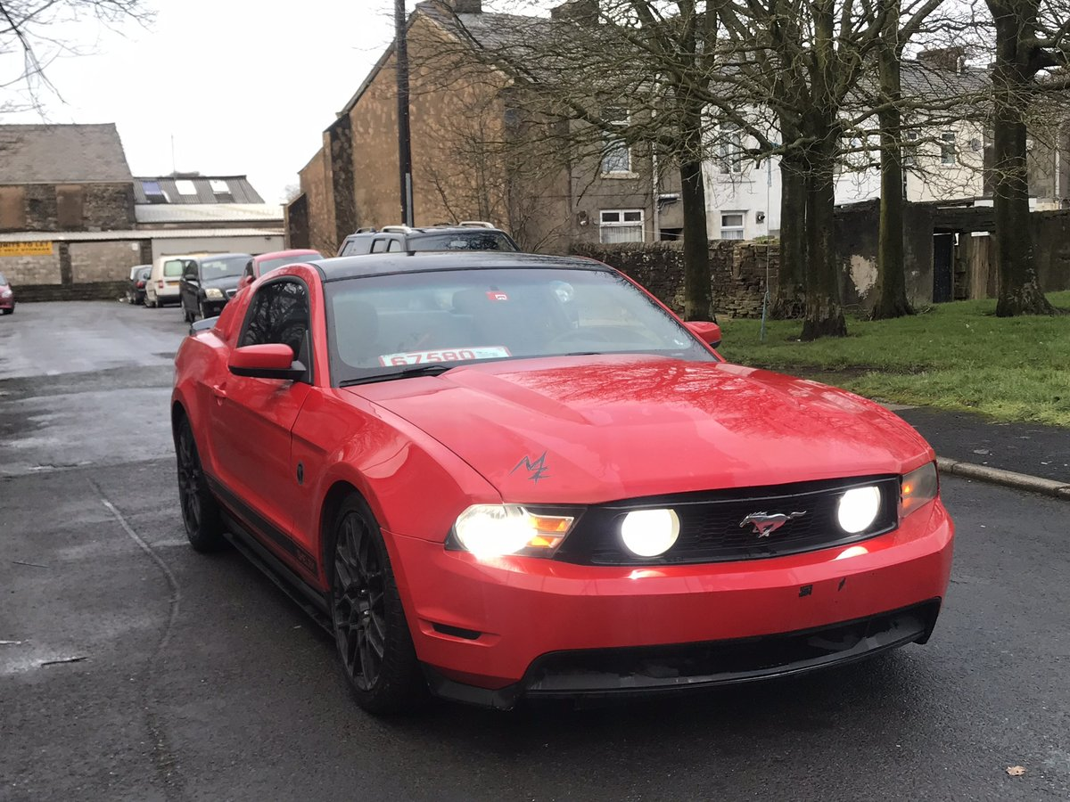 2011 MUSTANG 3.7 V6 FRESH IMPORT  For Sale (picture 2 of 6)