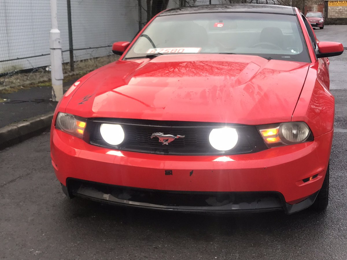2011 MUSTANG 3.7 V6 FRESH IMPORT  For Sale (picture 6 of 6)