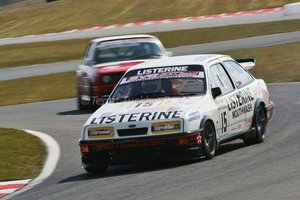 1988 Ford Sierra Cosworth BTCC Replica Race Track Car For Sale