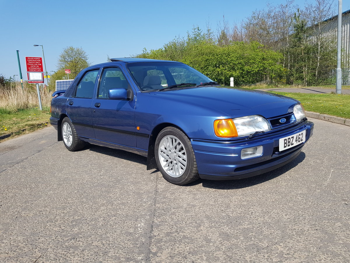1988 Sierra RS Cosworth - 32k Miles - 2 Owners For Sale (picture 2 of 6)